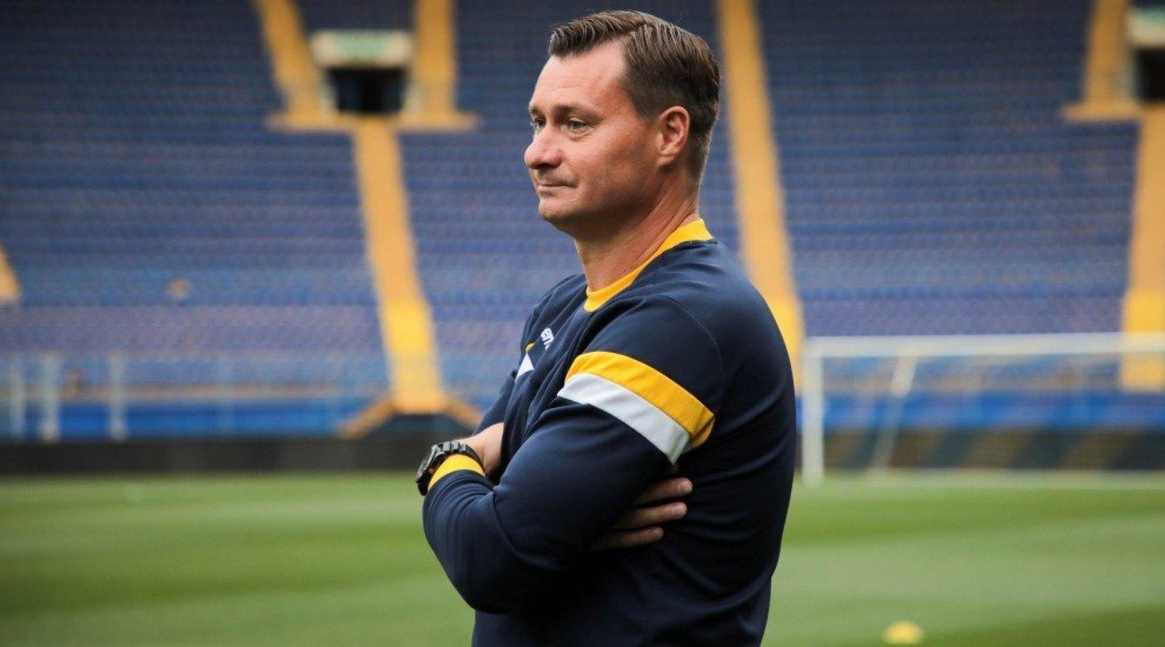 """Андрей Демченко: """"В """"Аяксе"""" не получилось, потому что я был талантлив, но не понимал систему игры"""""""