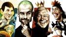 Футбольные художники: Гонсало Родригес. Карикатурист, создавший знаменитый витраж с Месси и Марадоной