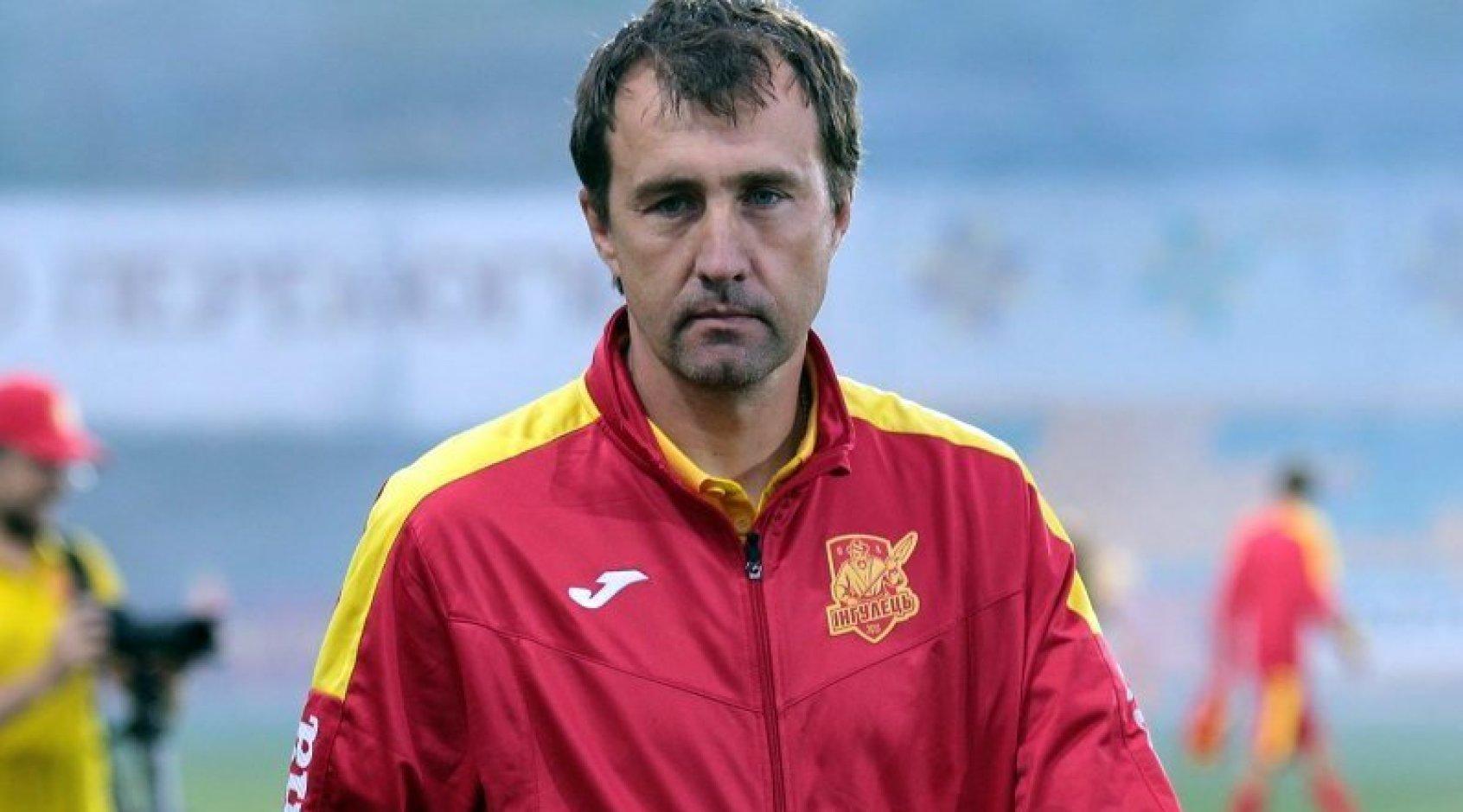 Сергій Лавриненко - найкращий тренер 11-го туру Першої ліги