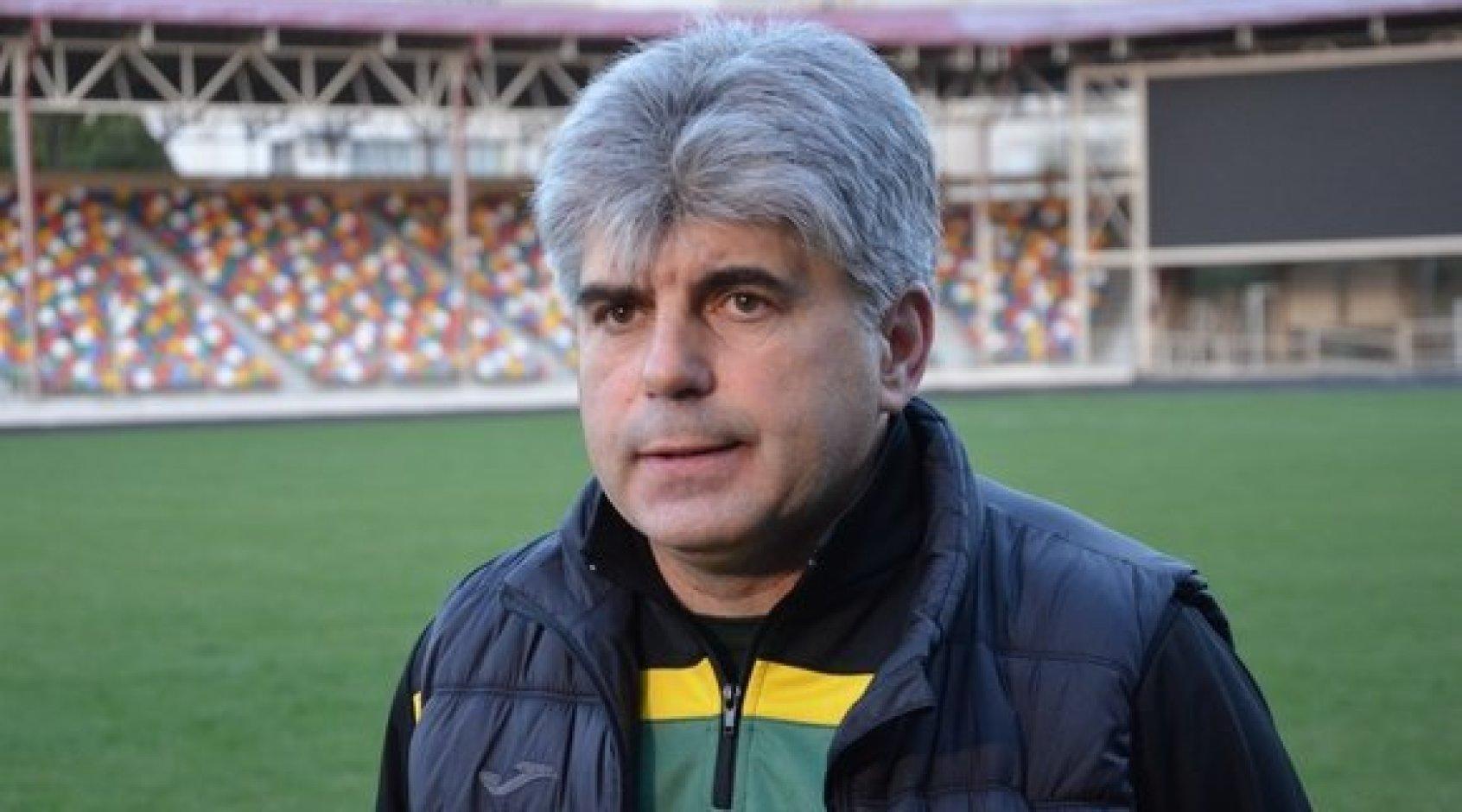 Василь Малик - найкращий тренер Другої ліги в 2019-му році