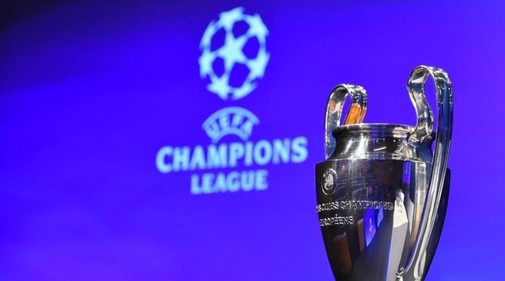 Таблица Лиги чемпионов УЕФА 2019-2020 в формате MS Excel