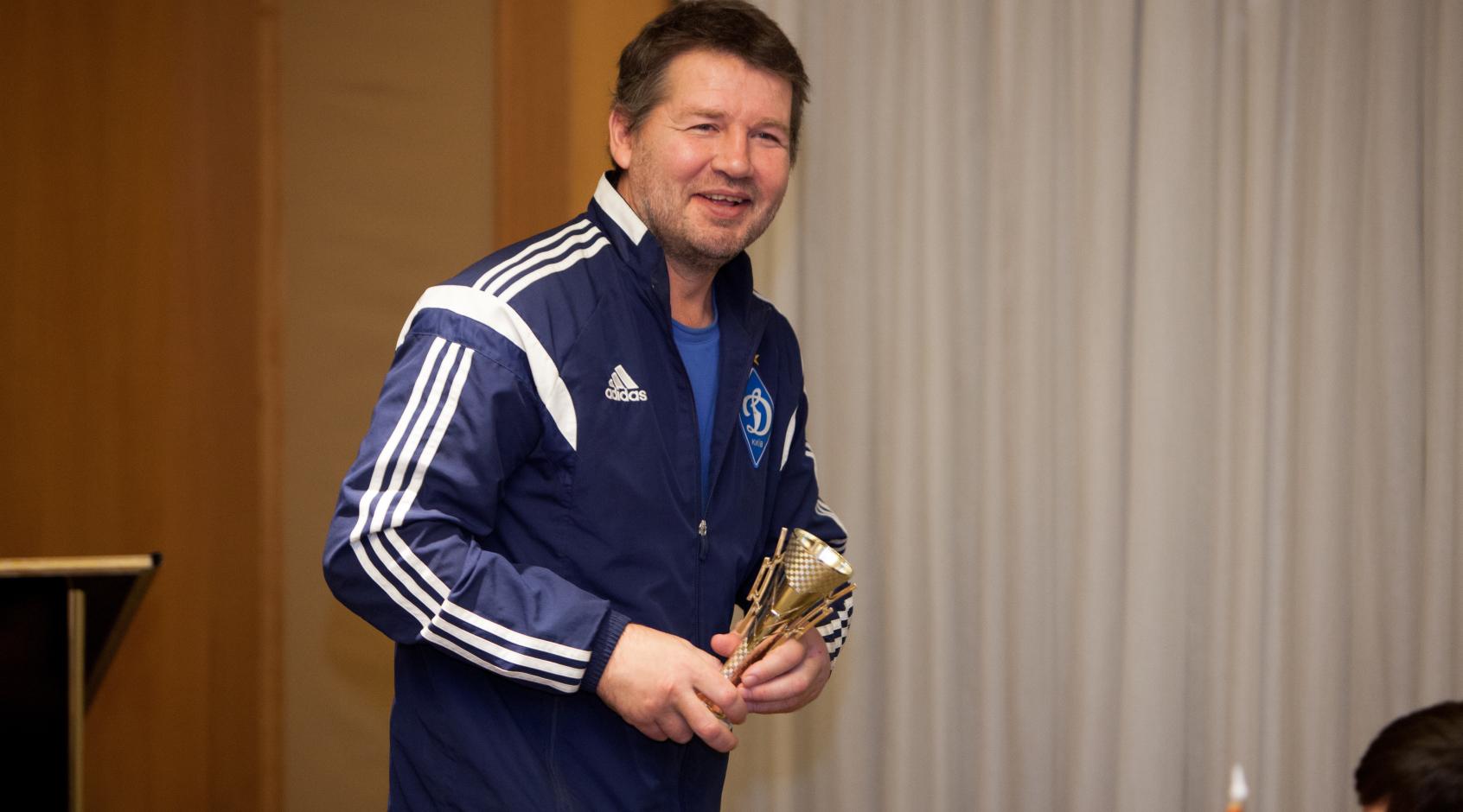 """Олег Саленко: """"Динамо сейчас не хватает таких разыгрывающих, какими в свое время были Калитвинцев и Белькевич"""""""