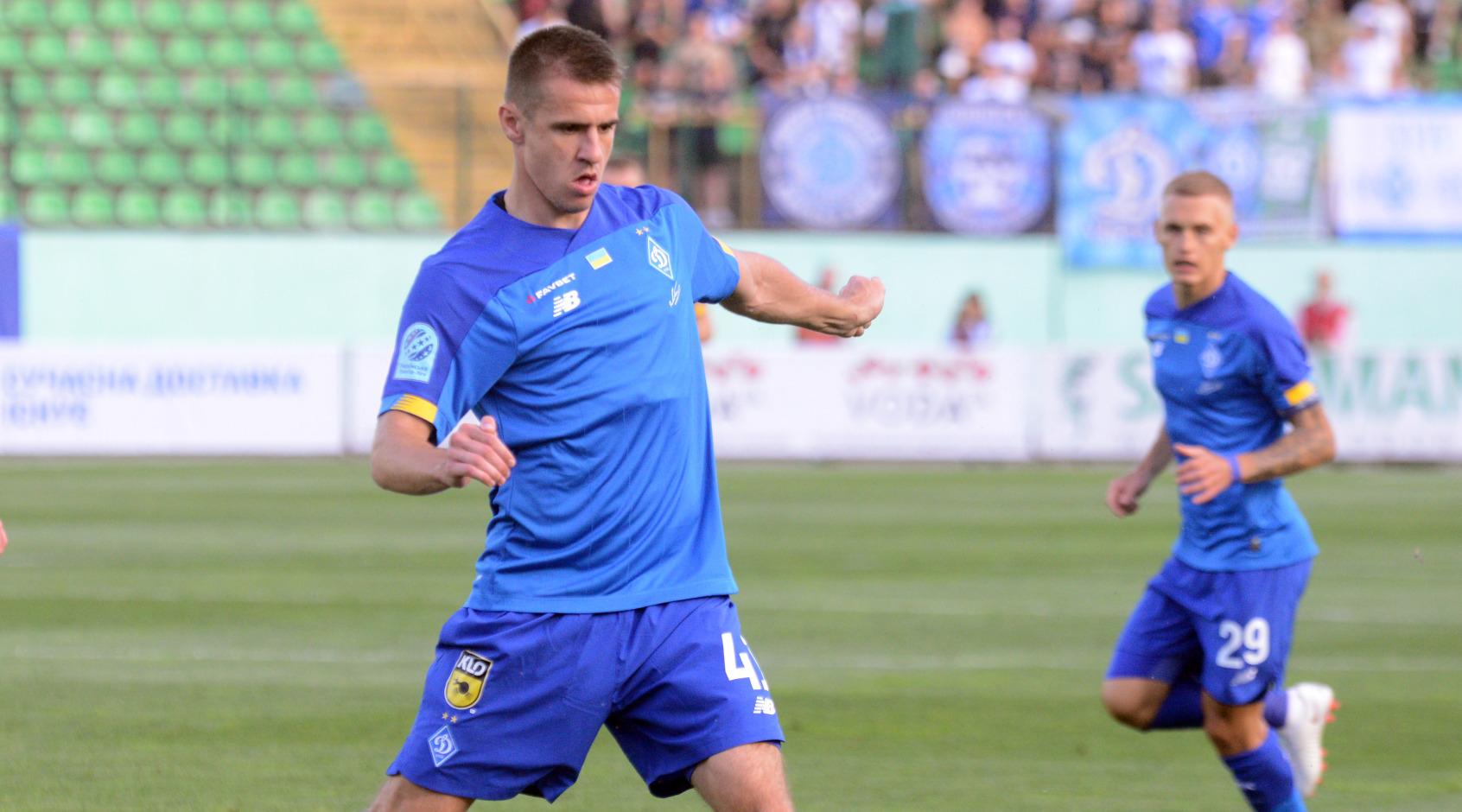 Артем Бєсєдін - найкращий гравець 10-го туру Favbet Ліги