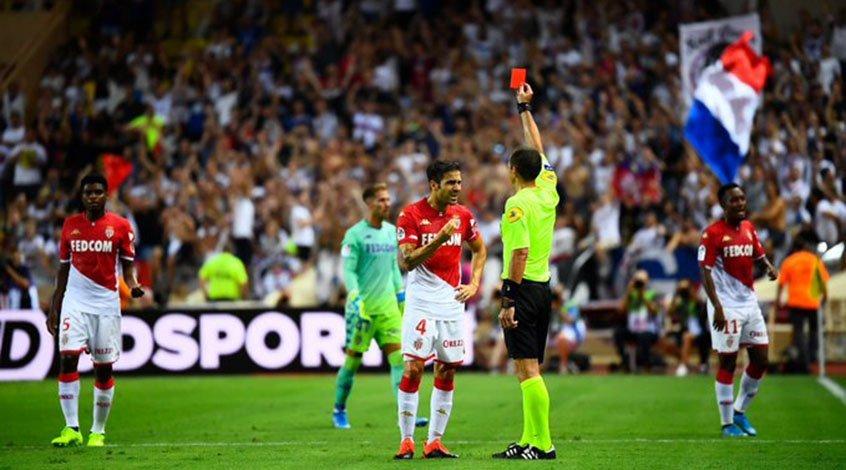 """""""Монако"""" – """"Лион"""" 0:3. Поворот не туда"""