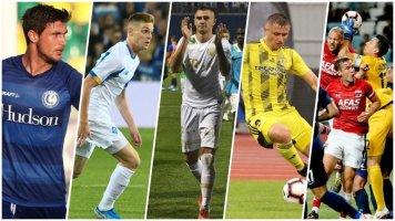 Украинцы в еврокубках: интересные цифры первых матчей третьей квалификации