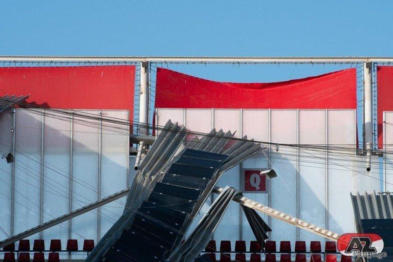 Обрушение крыши на стадионе АЗ: когда вопросов больше, чем ответов (+Фото, Видео) - изображение 8