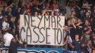 """""""Неймар, проваливай!"""" – парижские болельщики передали привет бразильцу"""