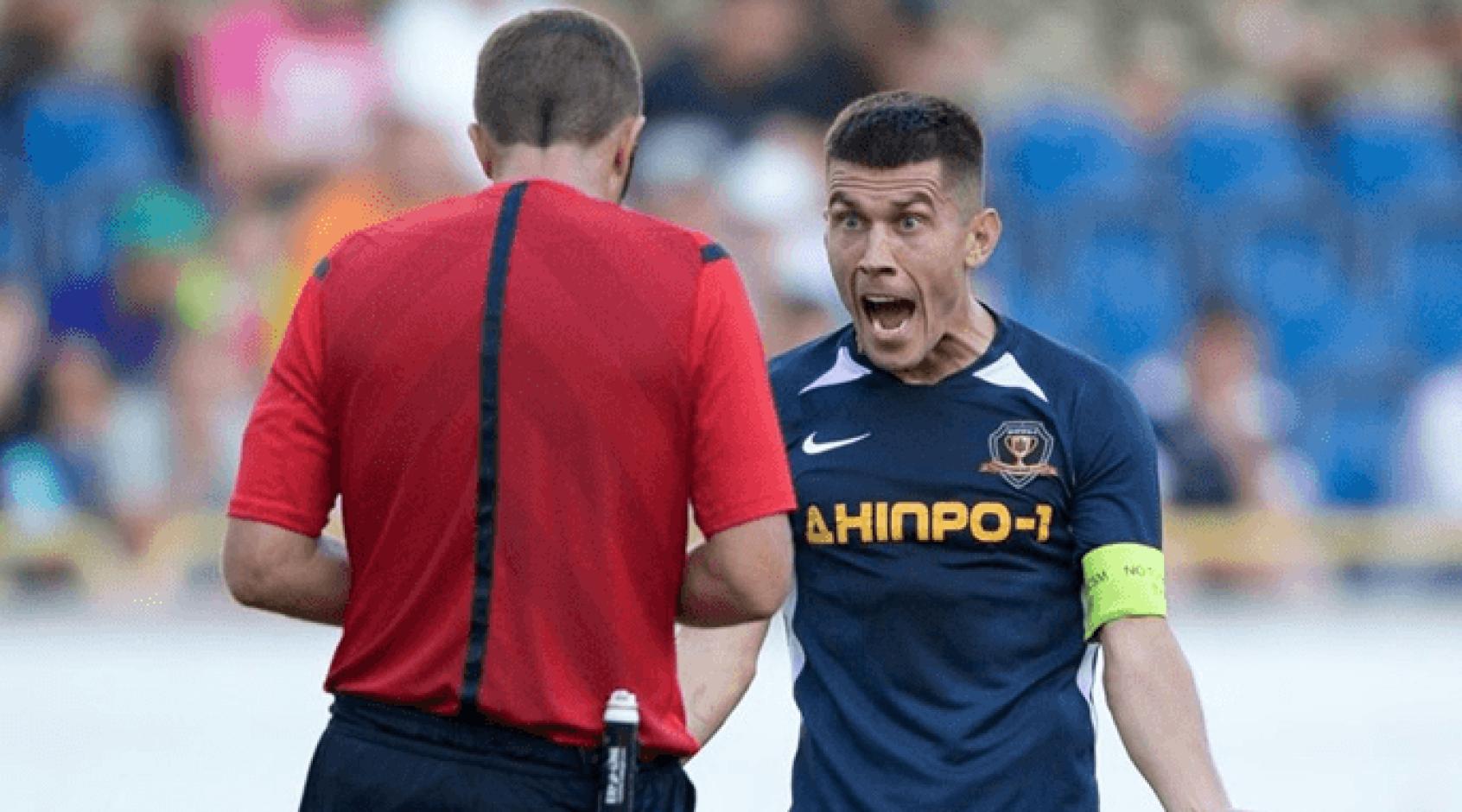 Офіційно: КДК УАФ дискваліфікував Сергія Кравченка на два матчі