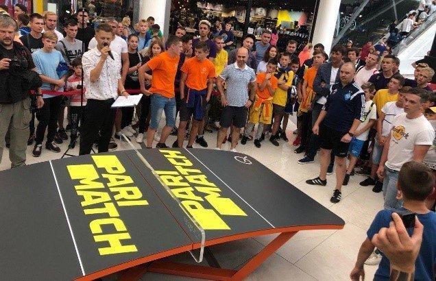 В Киеве прошел турнир по текболу - настольному футболу - изображение 2