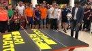 В Киеве прошел турнир по текболу - настольному футболу