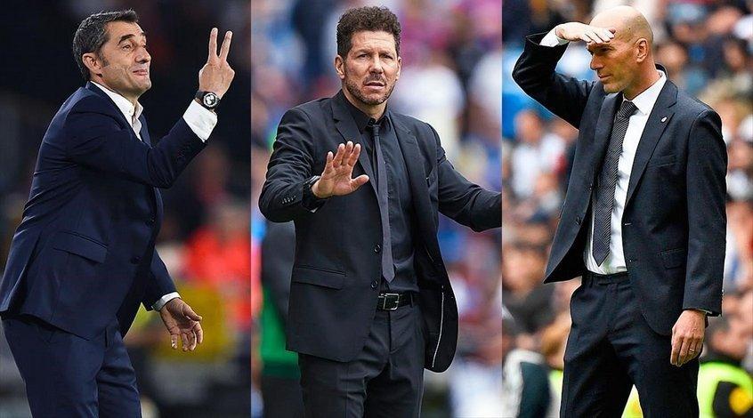Чемпионат Испании 2019-2020: превью сезона