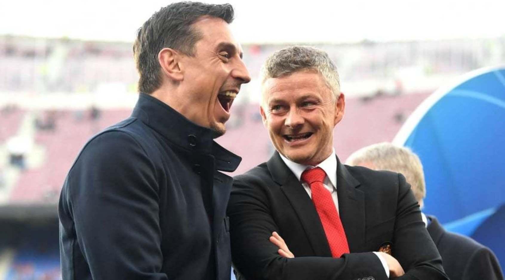 """Гари Невилл: """"МЮ снова выиграет чемпионат. И, вероятно, сделает это быстрее """"Ливерпуля"""""""
