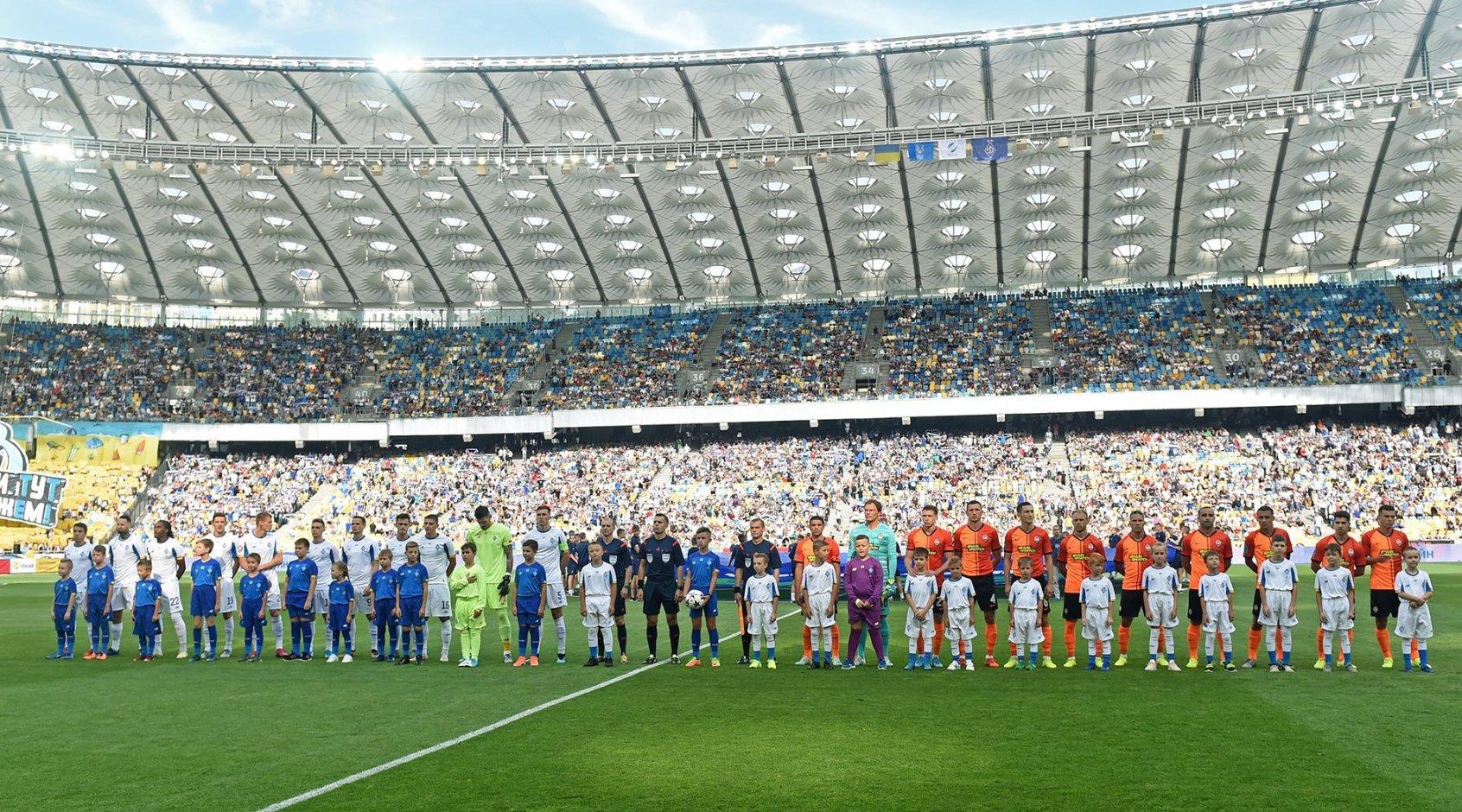 Где и как ходят на футбол: вишенка на киевском торте и рух по-львовски