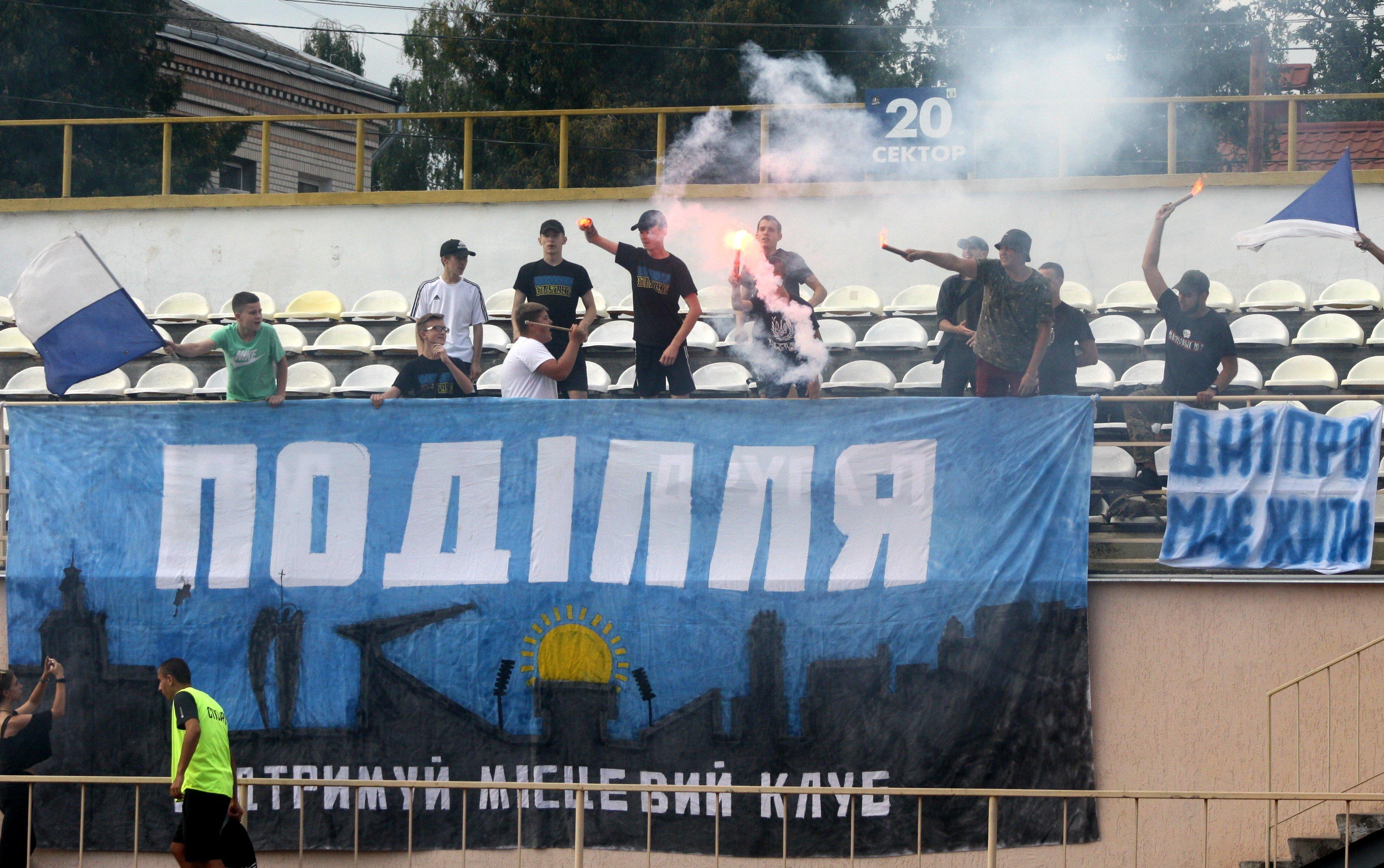 Где и как ходят на футбол: вишенка на киевском торте и рух по-львовски - изображение 4