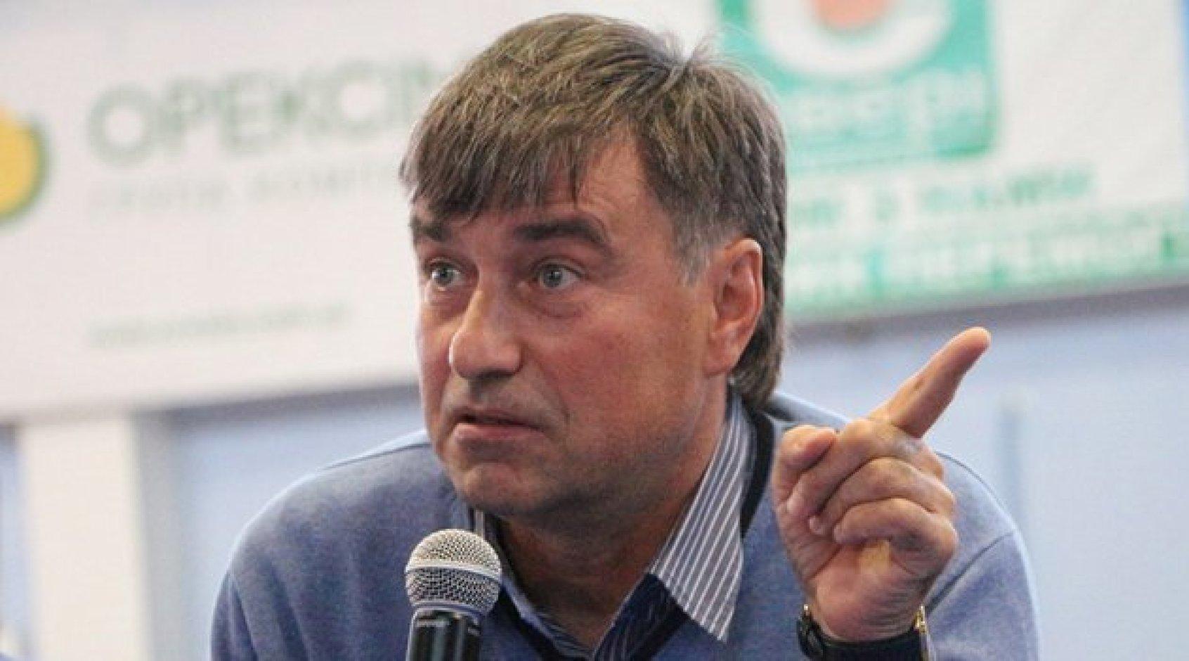 """Олег Федорчук: """"Мораес мало двигается, дает маленький объем"""""""