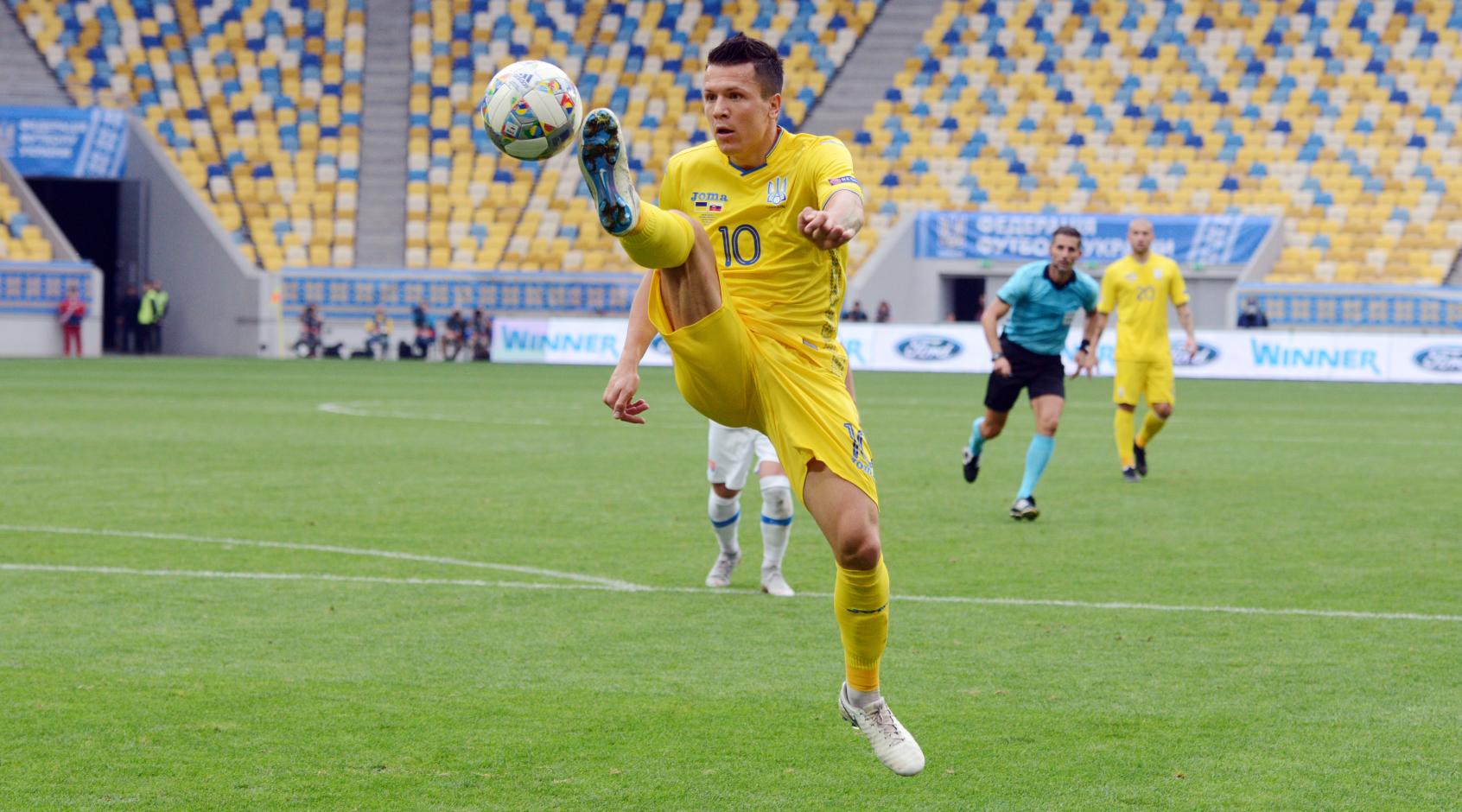 """Xsport: Коноплянка подпишет полноценный контракт с """"Шахтером"""""""