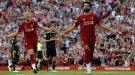 """Салах избежал серьёзной травмы, но его участие в матче с """"Манчестер Юнайтед"""" под вопросом"""