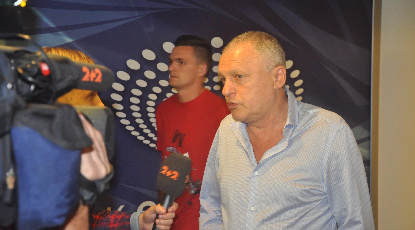 """Игорь Суркис: """"Надо выиграть две-три игры, и тогда придет спокойствие и уверенность"""""""