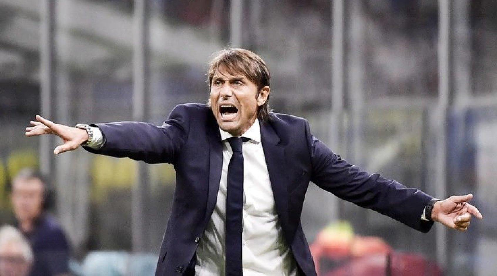 """Антонио Конте: """"В Италии ходят на стадион, чтобы оскорбить соперника, а не поддержать свою команду"""""""