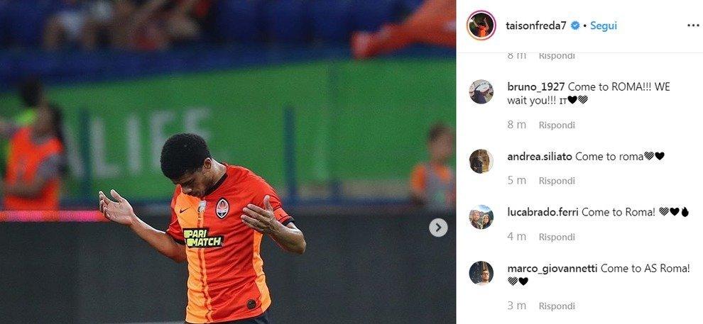 """Страсти по Тайсону: в Италии думают, что капитан """"Шахтера"""" хочет уйти из клуба  (+Фото) - изображение 1"""
