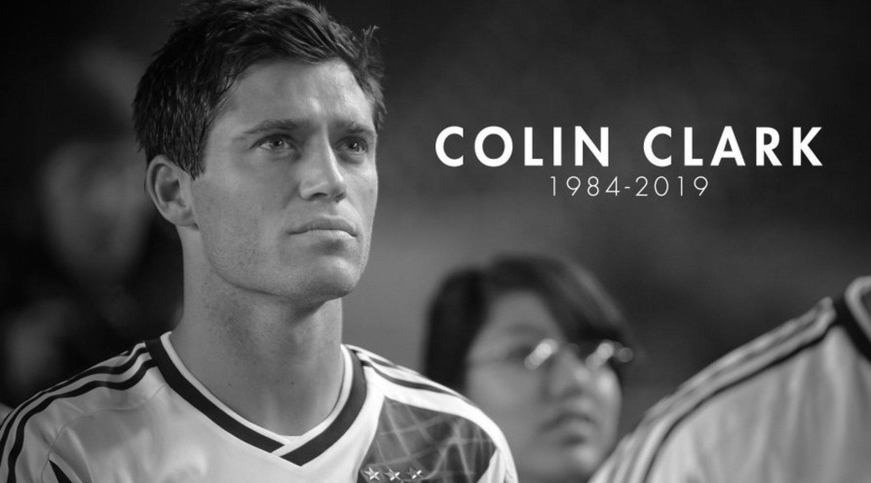 """Экс-игрок """"Лос-Анджелес Гэлакси"""" и сборной США Колин Кларк скончался на 36-м году жизни"""
