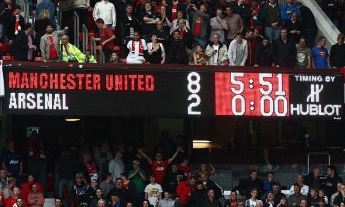 """Кадр дня: прошло восемь лет с момента самого крупного выездного поражения """"Арсенала"""" в АПЛ - изображение 1"""