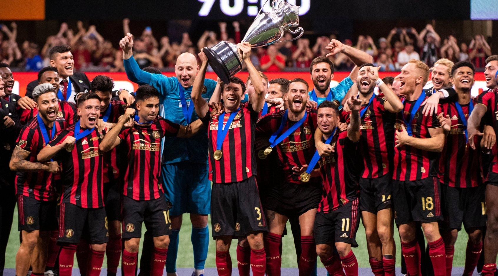 """""""Атланта Юнайтед"""" - обладатель U.S. Open Cup (+Видео)"""