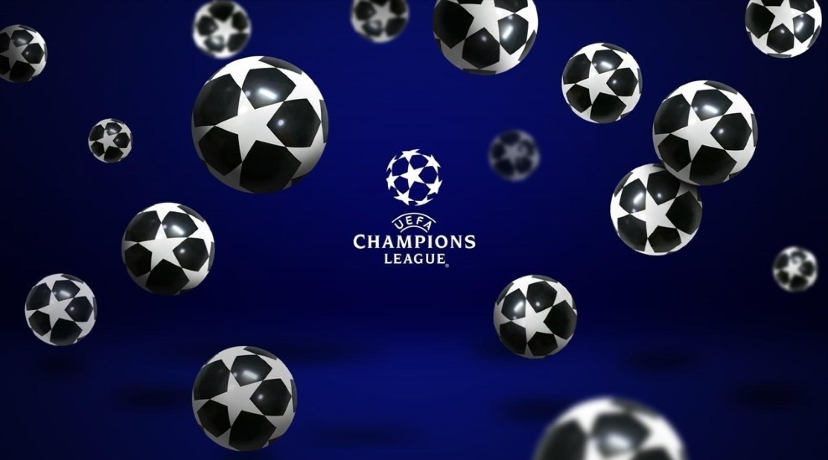 Лига чемпионов. 1-й тур. Матчи вторника
