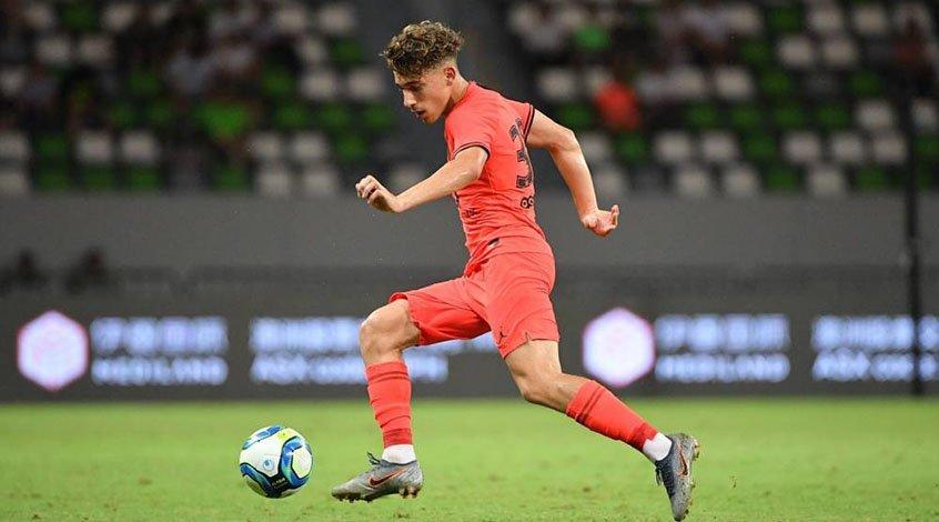 Адиль Аушиш стал самым молодым игроком ПСЖ в Лиге 1