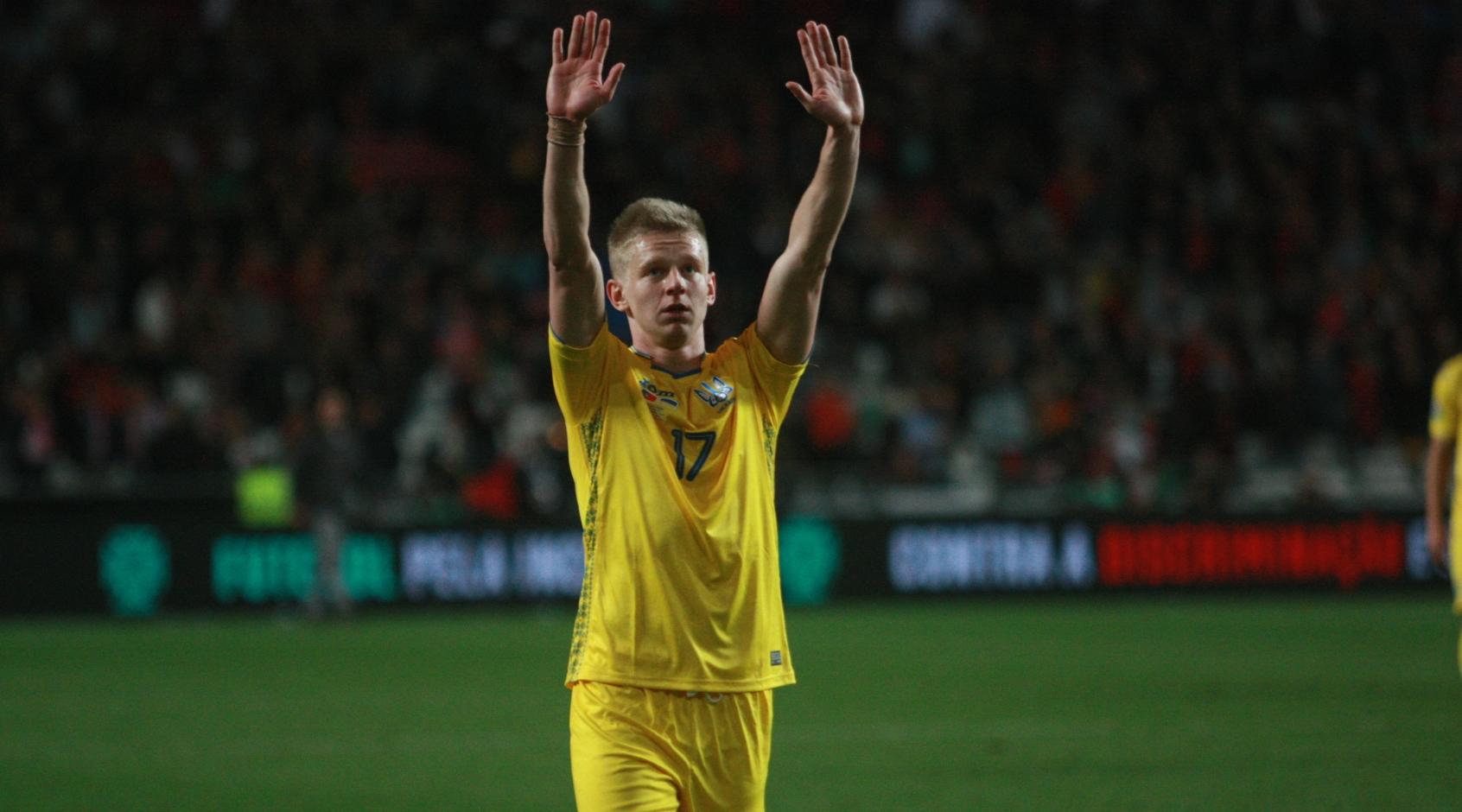 Отбор Евро-2020. Литва - Украина 0:1. Гол Александра Зинченко (Видео)