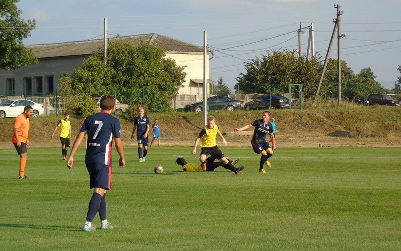 Великий футбол повернувся у Михайлівку-Рубежівку! - изображение 5
