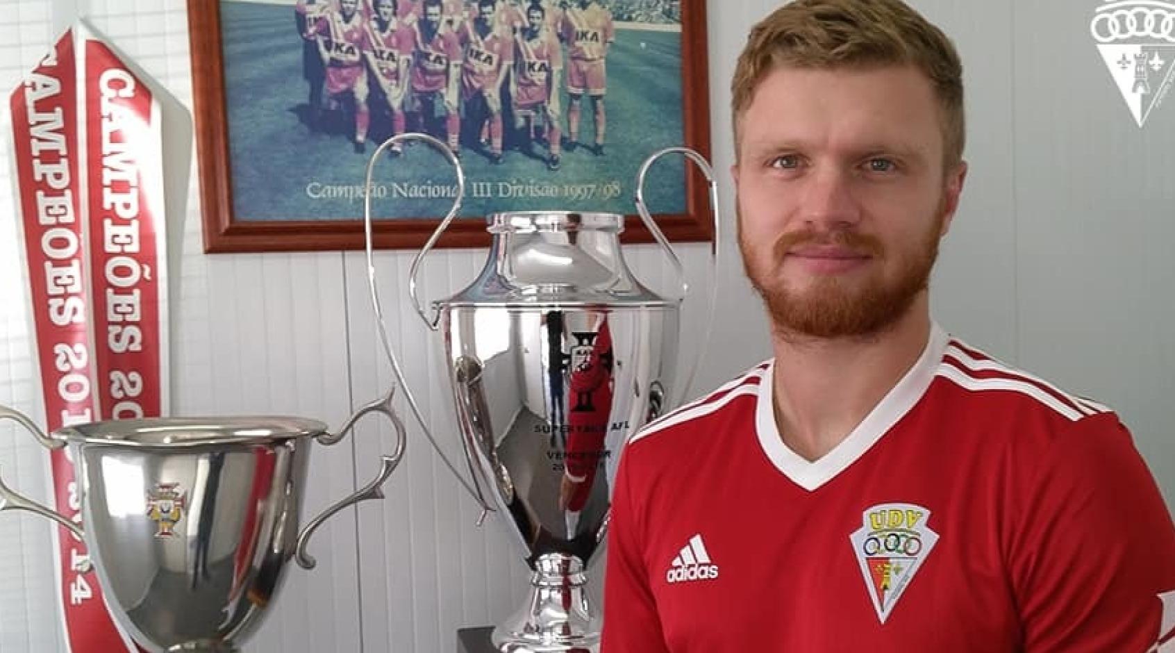 Никита Корзун дебютировал в чемпионате Португалии