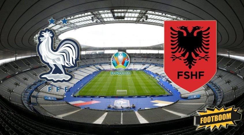 Франция – Албания. Анонс и прогноз матча