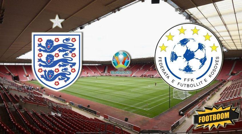 Англия - Косово. Анонс и прогноз матча