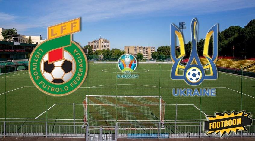 Литва - Украина. Анонс и прогноз матча