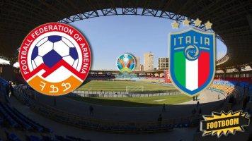 Отбор к Евро-2020. Армения - Италия 1:3 (Видео)