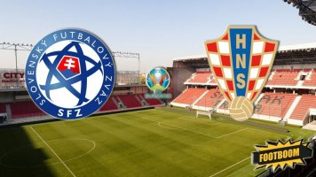 Отбор к Евро-2020. Словакия - Хорватия 0:4 (Видео)