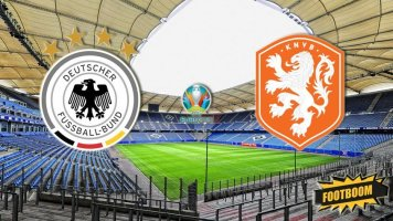 Отбор к Евро-2020. Германия - Голландия 2:4 (Видео)