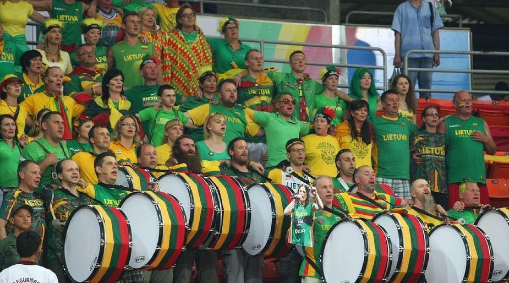 """""""Когда-то сборная Литвы была сильнее Украины"""", - литовские болельщики - о предстоящем матче"""
