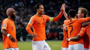 Германия - Голландия 2:4. Будем рисовать