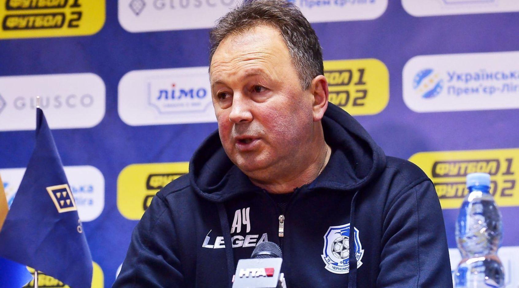 """Ангел Червенков: """"Рух"""" – одна з найкращих команд у Першій лізі"""""""