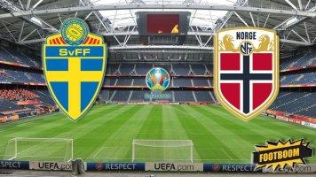 Отбор к Евро-2020. Швеция - Норвегия 1:1 (Видео)