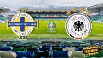 Отбор к Евро-2020. Северная Ирландия - Германия 0:2 (Видео)