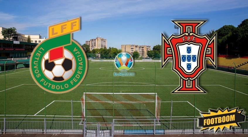 Литва - Португалия: ставка на результативность таймов