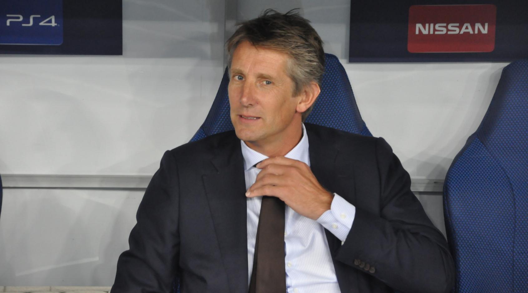 """Эдвин Ван дер Сар может стать техническим директором """"Манчестер Юнайтед"""""""