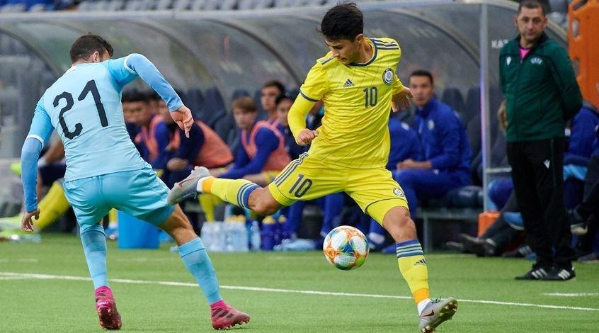 Казахстан (U-21) – Израиль (U-21) 1:2. Нехватка свежести