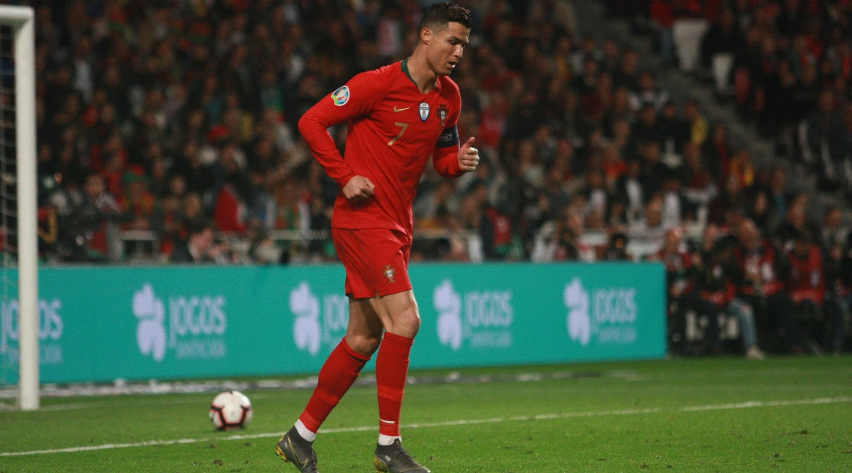 """Криштиану Роналду: """"Важно было выиграть и в Литве"""""""