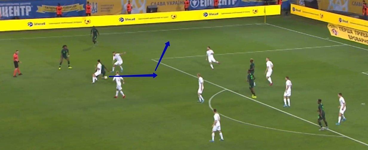 Фактор Степаненко: разбираем игру сборной Украины против Нигерии - изображение 2