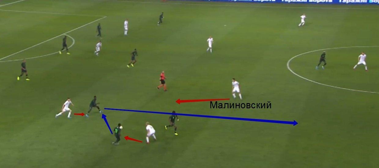 Фактор Степаненко: разбираем игру сборной Украины против Нигерии - изображение 3