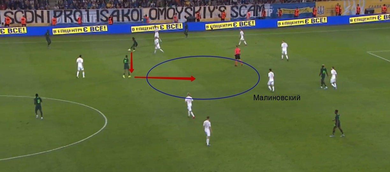 Фактор Степаненко: разбираем игру сборной Украины против Нигерии - изображение 4